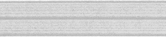 Einfaßband el 20mm grau