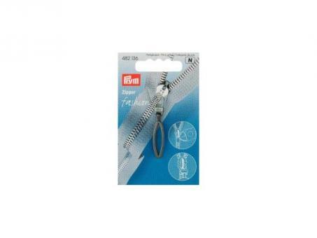 Prym Fashion-Zipper Loop brueniert
