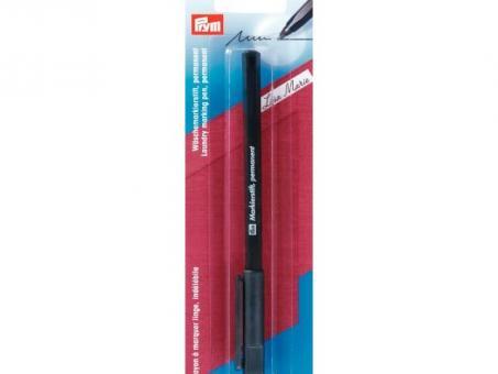Prym Markierstift permanent schwarz