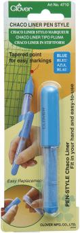CHACO LINER Stift blau 1St