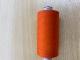 Nähgarn Aspo 1000m  orange