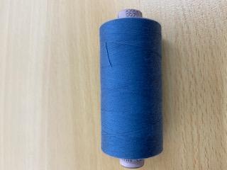 Nähgarn Aspo 1000m  jeansblau