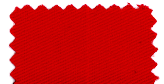 BW-Köper rot Standard-Stoffe
