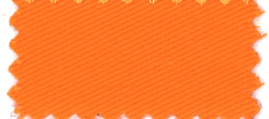 BW-Köper orange Standard-Stoffe