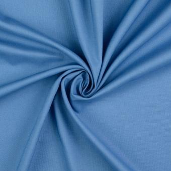 Baumwolle jeansblau Ökotex Standard 100