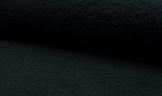 Frottee schwarz Ökotex zertifiziert