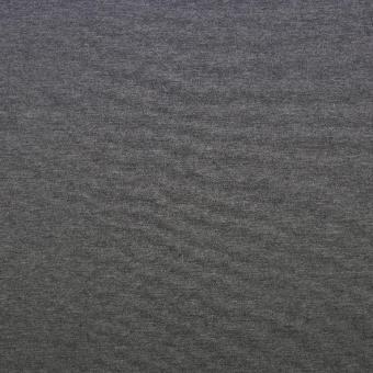 BW-Jersey Stretch grau melange Ökotex Standard 100
