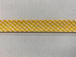 Vichy-Schrägb. gelb