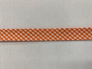 Vichy-Schrägb. orange