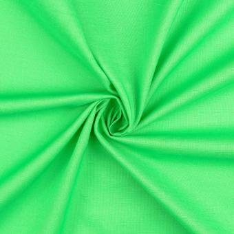 Baumwolle grasgrün Ökotex Standard 100