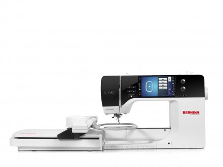 Bernina 790 Plus mit Stickmodul