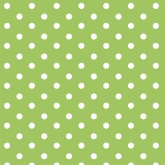 Tupfen groß grün