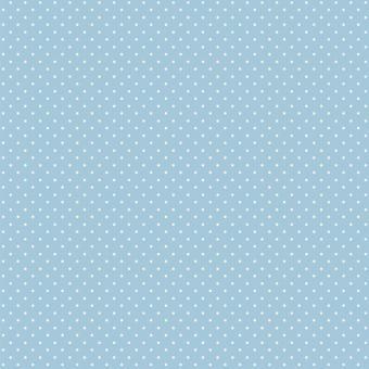 Tupfen klein hellblau