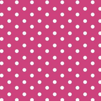 Tupfen groß pink