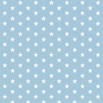 BW-Druck STARS hellblau