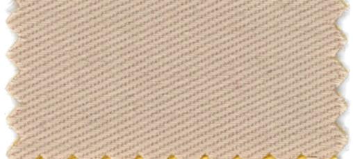 BW-Köper sand Standard-Stoffe