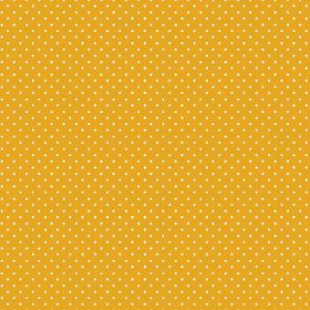 Tupfen klein gelb