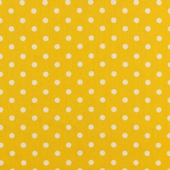 Tupfen groß gelb
