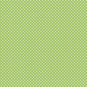 BW-Druck Mini STARS apfelgrün