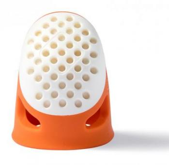 Prym Fingerhut Ergonomics S Nachfuellung fuer Display orange