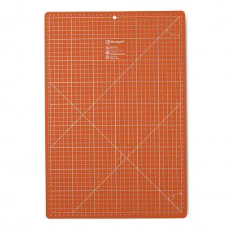 Prym Schneideunterlage 30 x 45 cm cm/inch orange