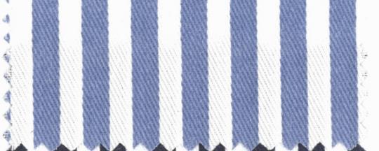Köper-Streifen bleu