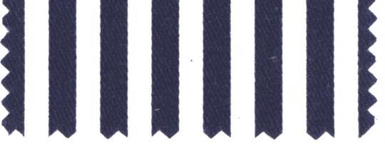 Köper-Streifen marine