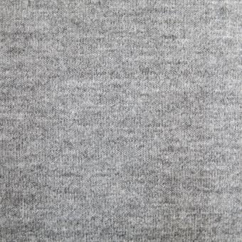 Feinstick-Jersey grau