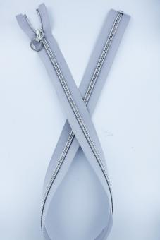 Metall-RV Silber 40cm teilbar
