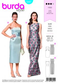 Burda Kleid