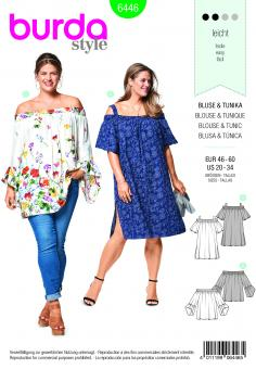 Burda Tunika & Bluse