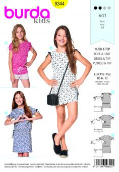 Burda Kleid & Top
