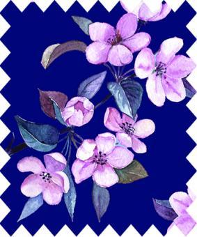 Gütermann Fabric Blooms 369