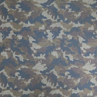 Romanitdruck Camouflage braun