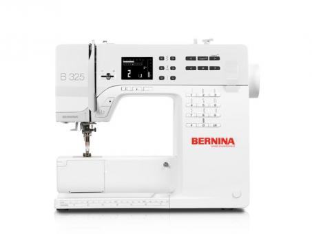 Bernina 325 Nähmaschine für Einsteiger