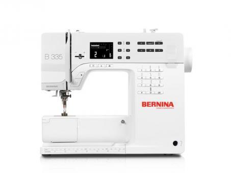 Bernina 335 Nähmaschine für Einsteiger
