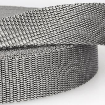 Taschengurt grau 30mm