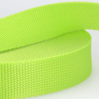 Taschengurt apfelgrün 30mm