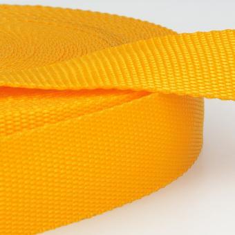 Taschengurt gelb 30mm