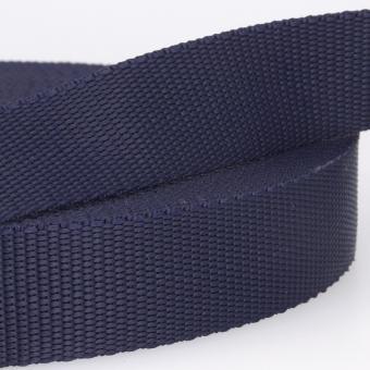 Taschengurt marine 40mm