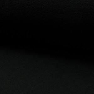 Micro-Fleece antipilling schwarz
