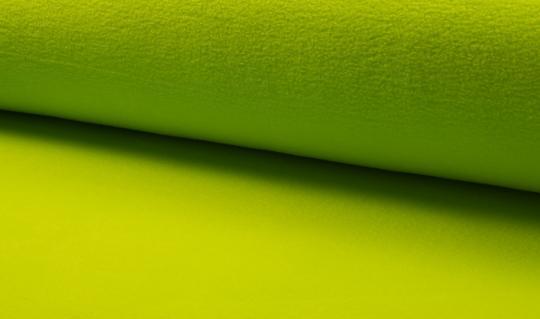 Micro-Fleece antipilling apfelgrün