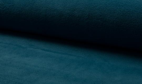 Micro-Fleece antipilling petrol