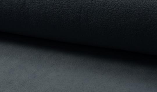 Micro-Fleece antipilling dunkelgrau