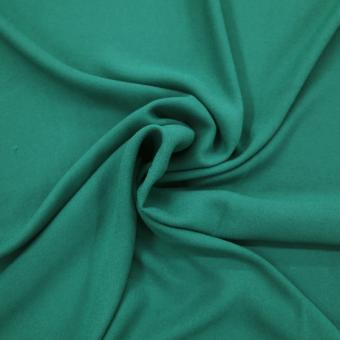 Viskose Georgette grün