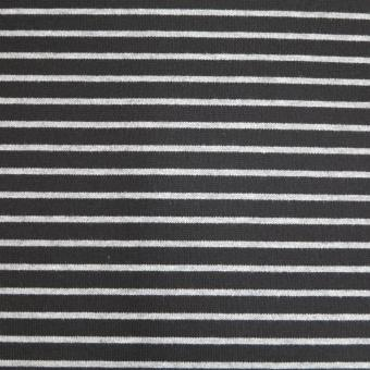 Strick Ringel schwarz-grau  3,6m vorrätig