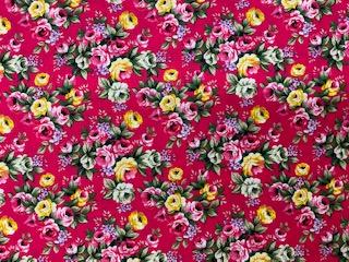 Blumendruck pink nur solange Vorrat reicht!