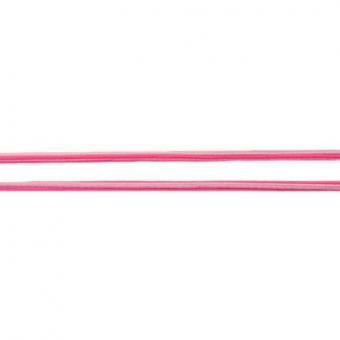 Gummikordel pink-rosa