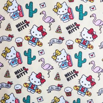 Hello Kitty gelb-bunt nur solange Vorrat reicht!