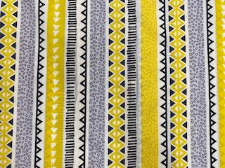 grafisches Muster gelb-grau-weiß nur solange Vorrat reicht!
